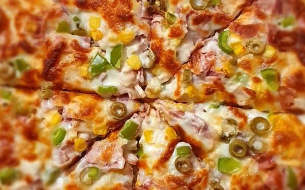 پیتزا خانگی بدون فر