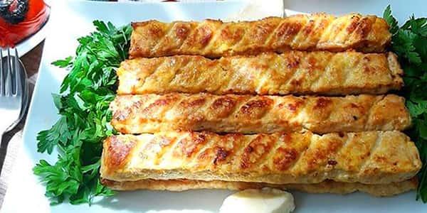 دستور پخت کباب تابه ای مرغ