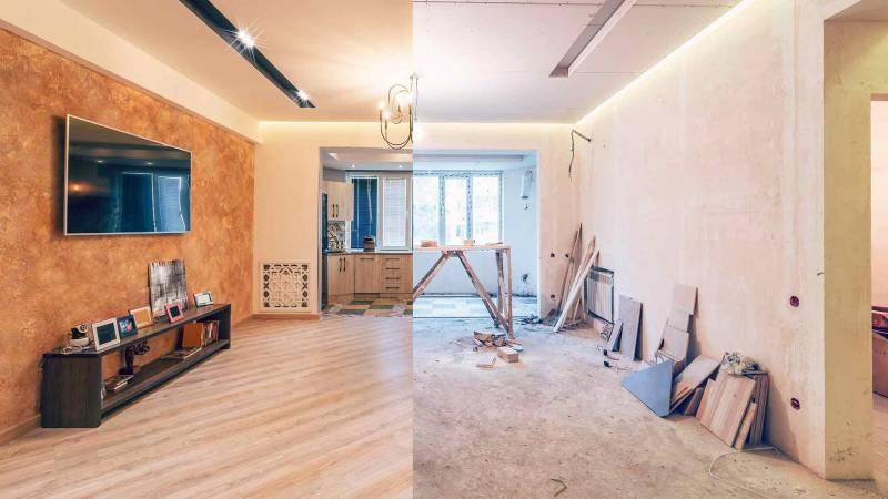 هدف بازسازی ساختمان