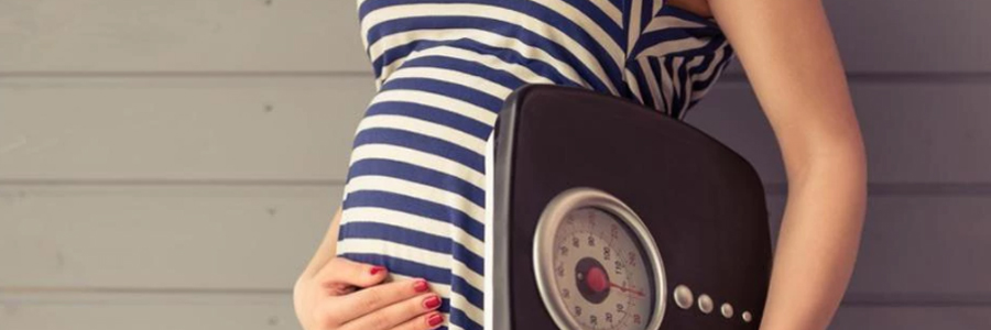 افزایش وزن در اوایل دوران بارداری