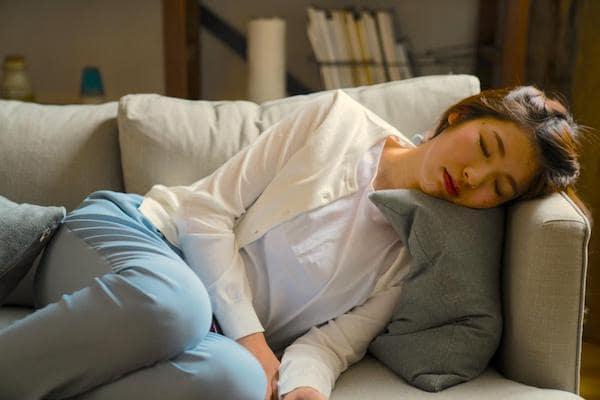 خستگی در اوایل دوران بارداری