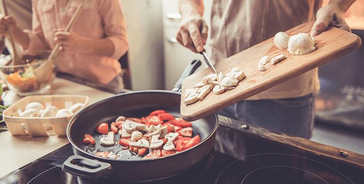 آموزش آشپزی مدرن