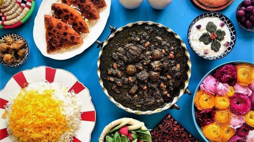 غذای سنتی ایرانی