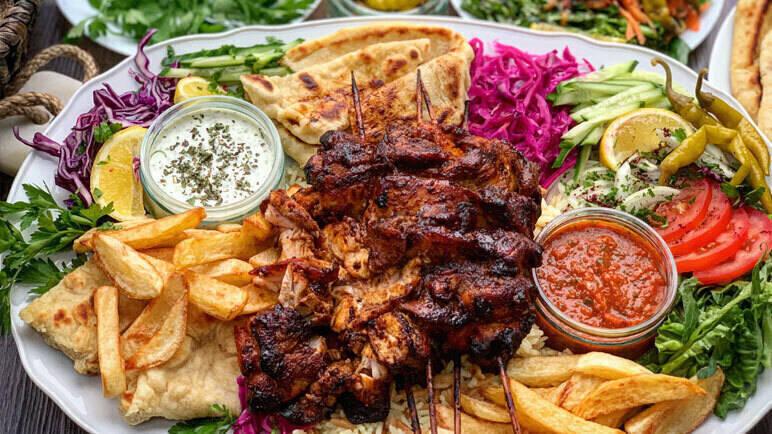 کباب رستورانی