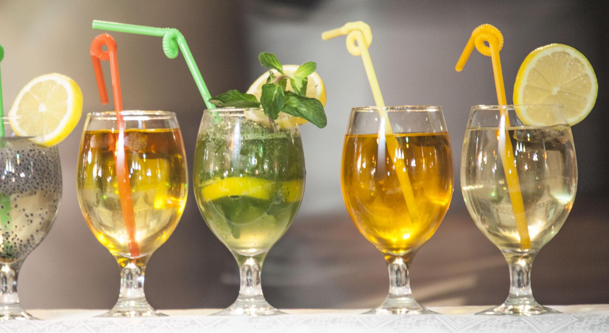 انواع نوشیدنی